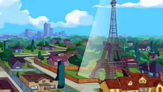 Phineas and Ferb S2E093 Not Phineas and Ferb