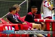 Perú vs Colombia: selección peruana retomó entrenamientos en la Videna