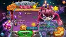 Lords Mobile Petite Devil Gameplay ✪ IGG Lords Mobile Beatrix Hero Review Game Guide (iOS & Android)