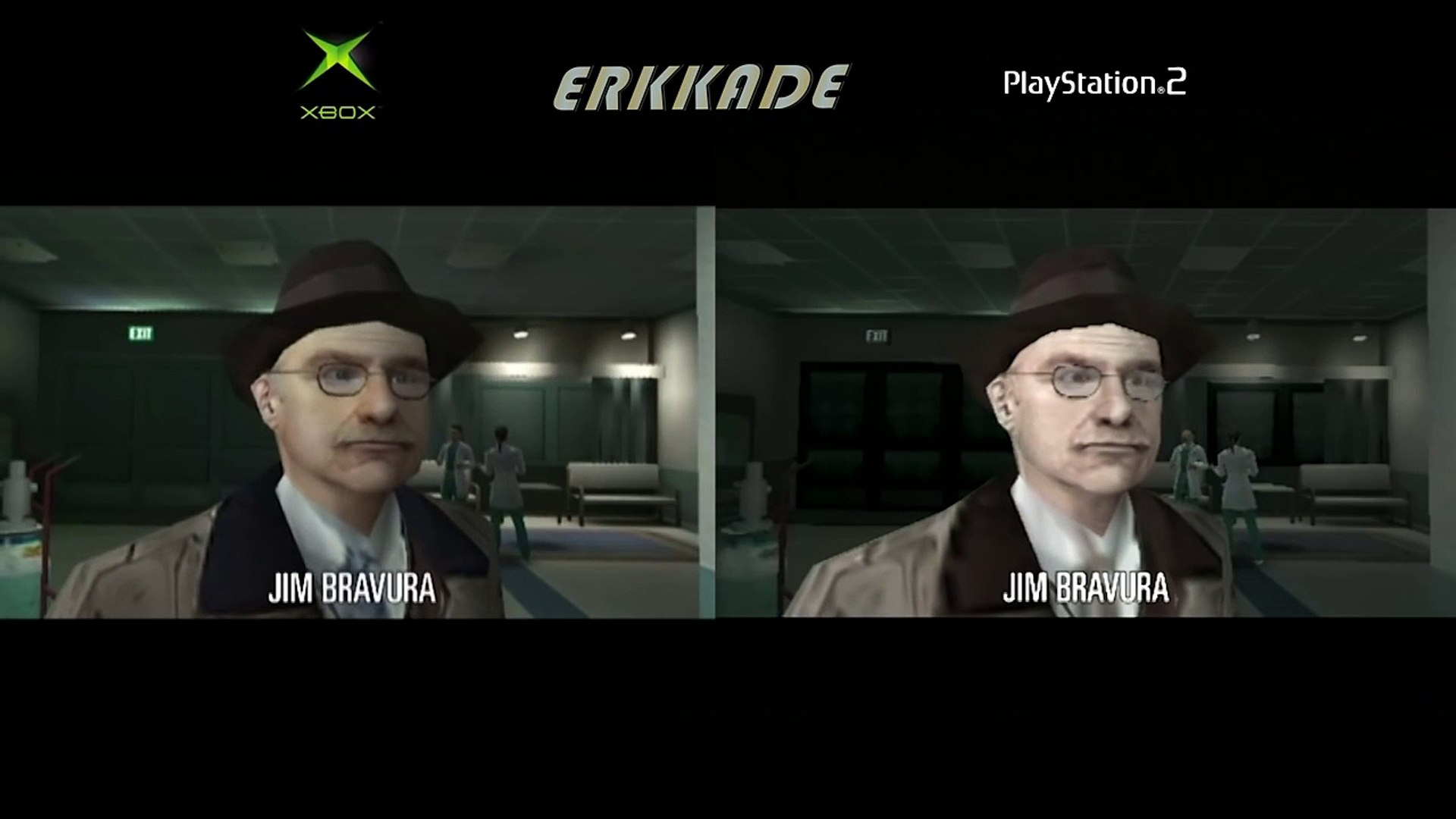 Comparison Max Payne 2 The Fall Of Max Payne Xbox Vs Ps2 影片