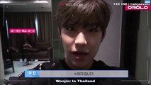 [ENG SUB] Okay Wanna One Ep. 3 - Director Sparrow in Thailand
