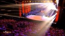 """Camille Berthollet interprète """"Danse macabre"""" dans Les Prodiges font leur show - 17 octobre 2010"""