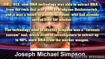 10 Famous Unsolved Mysteries That Were Solved Years Later