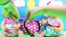 Set con accesorios de camping | Las bebés Nenuco se van de camping | Juguetes de cocina y comiditas