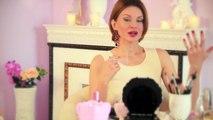 макияж дорогой на $1K / цена красоты / $1K Makeup Tutorial (KatyaWORLD)