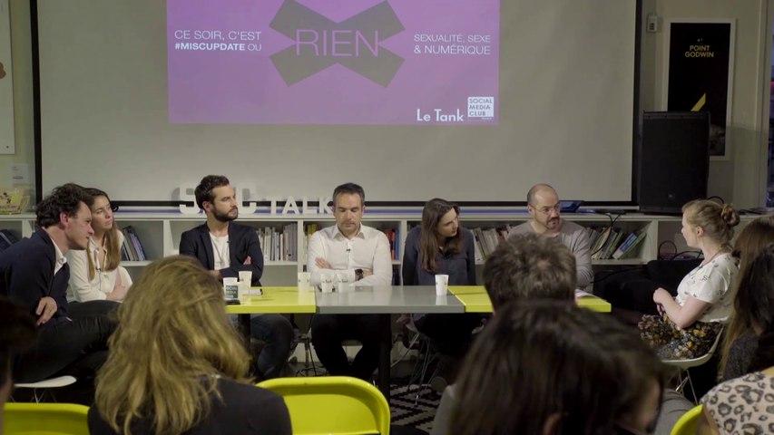SMC Talks - Sexualité, Sexe et Numérique
