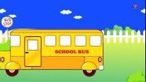 l'autobus scolaire - un dessin animé pour les enfants - School Bus - YouTube_2