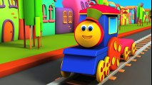 Bob treno Army Visita - Imparare veicoli militari - Bob campo militare - Bob The Train - Army Visit - YouTube