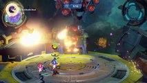 Marvel Battlegrounds Gameplay Disney Infinity 3.0 Part 2 - Power Discs