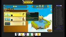 Lets play Clicker Heroes Ep1 A cookie clicker like rpg browser game!!!