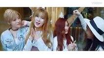 【HD】Hello Girls-小黑屋MV [Official Music Video]官方完整版MV
