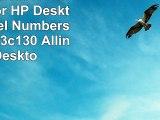 HP Original 150W AC Adapter For HP Desktop PC Model Numbers HP ENVY 23c130 AllinOne
