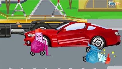Гоночная Машина Супер Гонки Мультики про МАШИНКИ Развивающие мультфильмы для детей