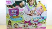 Clínica de Bebés NENUCO en español | Cuidados de la bebé Nenuco recién nacida | Juguetes Nenuco