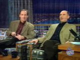 Harry Shearer & Dan Castellaneta bei Conan OBrien
