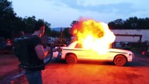 HTC One vs 50 Cal - Drop test _ Torture test in slow motion RatedRR Slow Mo - Tech Assassin_ HTC One