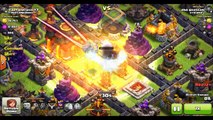 TH10 Troll Base Replays ● Clash of Clans Town Hall 10 Troll Base Replays (Android Gameplay)