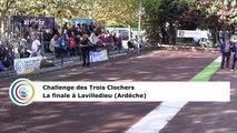 La finale, sixième édition du Challenge des Trois Clochers, Lavilledieu 2017