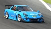 Gran Turismo 6 RE Amemiya FD3S RX-7 Circuito Deep Forest Raceway GT6 HD
