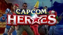 Dead Rising 4 - Les Héros Capcom dans le jeu