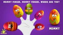 Easter Chocolate Egg, Easter Cake Pop, Easter Eggs, Easter Bunny and Easter Egg Finger Family Songs