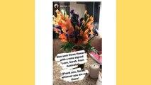 -Lili Reinhart Doing Secret filiming on set of Riverdale - instagram stories