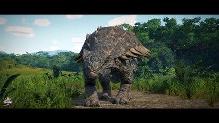 First Gameplay de Jurassic World Evolution