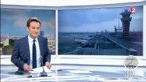 Grève des fonctionnaires : trafic aérien et écoles perturbés