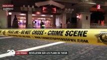 Fusillade de Las Vegas : Le contenu glaçant de la lettre du tireur (Vidéo)