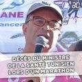 Tunisie: Le ministre de la Santé décède lors d'un marathon contre le cancer