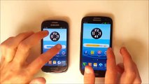 Samsung Galaxy S3 mini vs Samsung Galaxy S3 PL