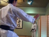 Shotokan Karate Kanazawa Mastering Karate 05 Dan Kata [Part 2]