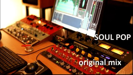 Audio Mastering Sample of Pop Music | Red Mastering Studio, London, UK