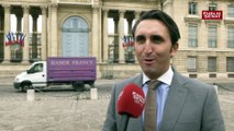 """Julien Aubert : """"Deux parrainages ont été volés comme le feu par Laurent Wauquiez."""""""