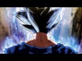 "Dragon Ball Super - la transformation Sangoku en ""Ultra Instinct"""