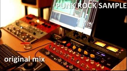 Mastering Punk Ska Music - Red Mastering Studio, London