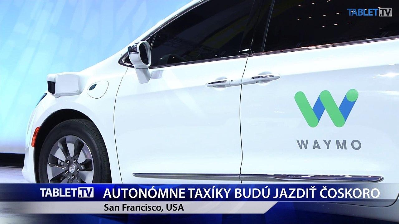 Waymo chce už čoskoro spustiť taxislužbu s autonómnymi vozidlami