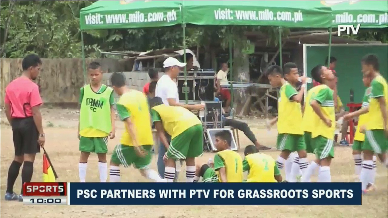 SPORTS NEWS: PSC partners with PTV for grassroots sports`