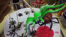 Eating Finger, Insects & More for ASMR Dinner! Weird Dinner! Eating Sounds! Funny Hero Compilation