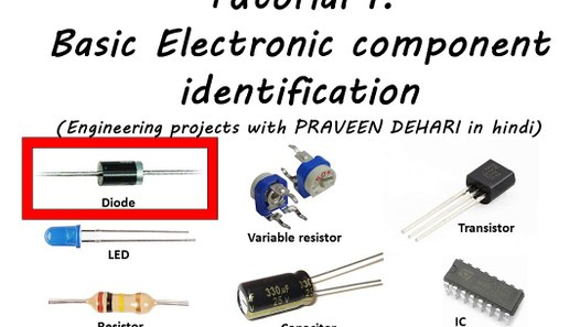 Tutorial 1: Basic Electronic component identification - video dailymotion