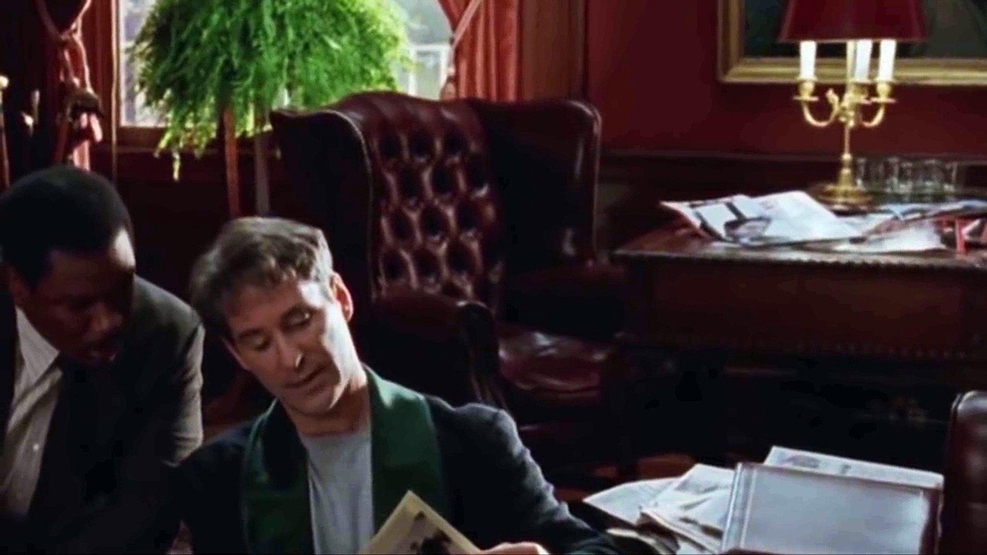 Dave ~  (1993)   Sigourney Weaver, Kevin Kline  Part 2/3