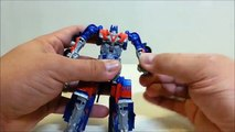 Transformers Age of Extinction; Power Battlers: Blade Strike Optimus Prime! Thats Just Prime! Ep 46
