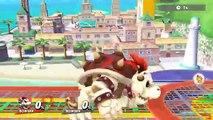 Fountain of Dreams,Melee Falco,Toad,Dry Bowser & Star Fox Zero Fox - Super Smash Bros. Wii U Mods