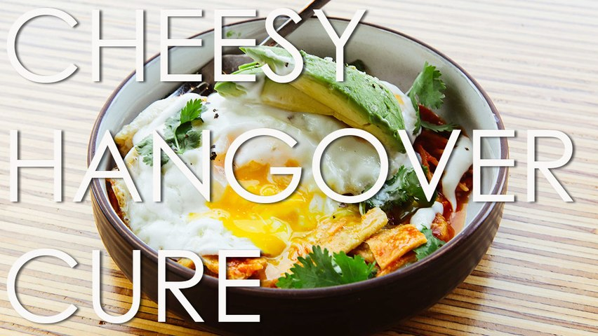 Chilaquiles Is The Breakfast Dish For Hangovers