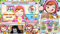 BACK IN THE KITCHEN! Cooking Mama 5 Bon Appetit! Ep 4 w/ TheKingNappy!