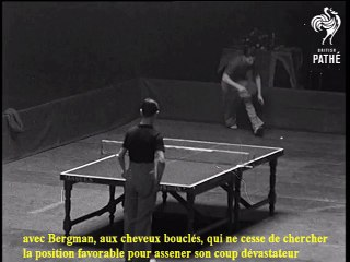 1939 Table Tennis Championships CG