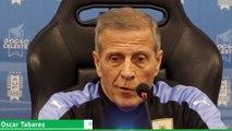 Tabarez'den Suarez eleştirilerine yanıt