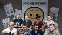 The MOST OFFENSIVE Party Game Returns! || Joking Hazard || #3 (Cyanide and Happiness Game!)