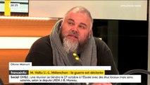 """Clash Valls-Mélenchon : """"Un niveau de basse politique très dangereux et lamentable"""""""