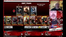 WWE Immortals is BACK! Gold Pack Open!! 2 Different Recordings!!
